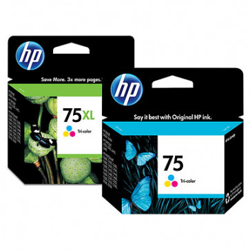 Cartus imprimanta HP CB337WN (HP 75) tricolor