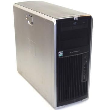 Calculator HP XW9400 Workstation 2 x AMD Opteron 2220 2.8GHz, 8GB DDR2, HDD 320GB, DVD-RW
