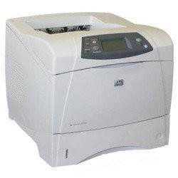 Imprimanta laser HP Laserjet 4300 Q2432A, cartus incarcat 100%