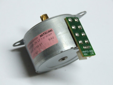 Stepping Motor Canon i-SENSYS FAX-L120 RK2-0799