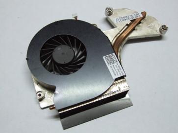 Heatsink + Cooler Dell Studio 1735 0R508D