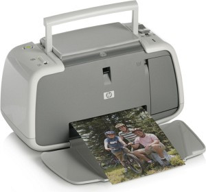 Imprimanta cu jet HP Photosmart A320 Q8517A fara cartus