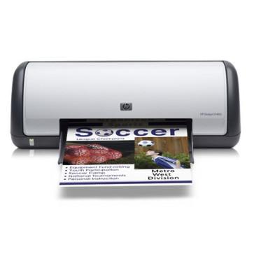 Imprimanta cu jet HP Deskjet D1460 CB632A fara cartuse, fara alimentator, fara cabluri