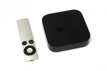 Apple TV media player generatia 2-a A1378 Wi-Fi cu telecomanda