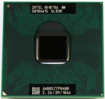 Procesor Intel Core 2 Duo P8400 SLB3R