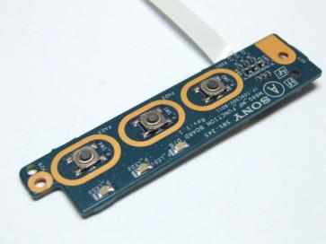 Media Button Board Sony Vaio PCG-71212M 1P-109C500-8011