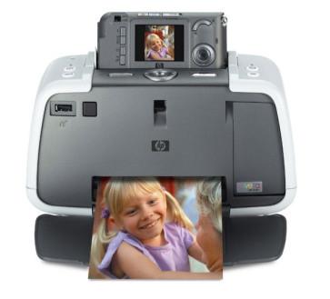 Imprimanta cu jet HP Photosmart 428 Q7080C