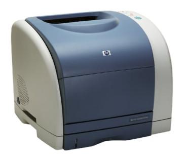 Imprimanta laser HP Color Laserjet 2500tn C9708A