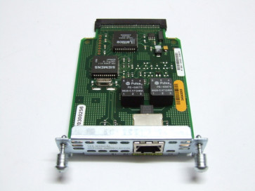 Placa 1-port ISDN BRI WIC with S/T interface Cisco 800-01833-04