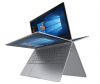 Laptop TREKSTOR PRIMEBOOK C13 WiFi, (13,3 inch) convertibil (Intel Celeron N3350, 64 GB memorie interna + mSD 128 GB, 4 GB RAM, Win 10 Home Argintiu