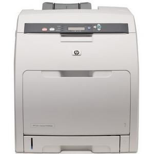 Imprimanta laser HP Color Laserjet CP3505n (retea) CB442A demo unit fara cartuse