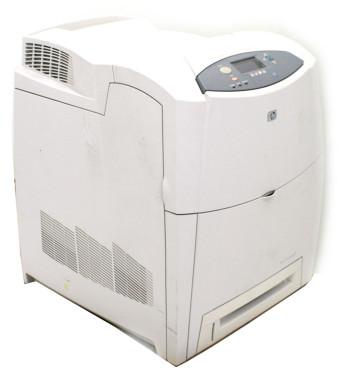 Imprimanta laser color HP Color LaserJet 4650dn Q3671A fara cartuse, fara drum unit