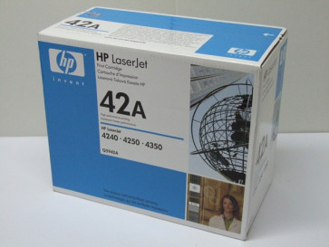 Cartus imprimanta HP Q5942A (42A)