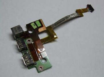 Port USB + modem Toshiba Satellite Pro A300 34BD3UB0000