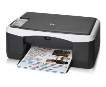Imprimanta multifunctionala HP Deskjet F2180 AiO CB596A fara cartuse fara alimentator