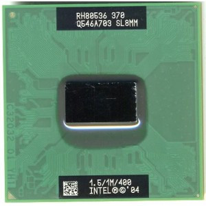 Procesor Intel Celeron M 370 SL86J
