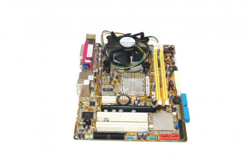 Kit placa de baza ASUS P5GC-MX/1333 socket LGA775 + Intel Celeron 420 1.60 GHz