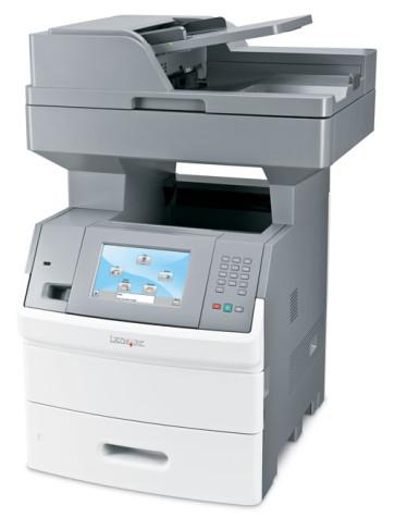 Imprimanta multifunctionala laser Lexmark X654de (full duplex + retea) 16M1265