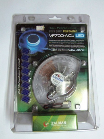 Cooler Placa Video Zalman VF700-AlCu