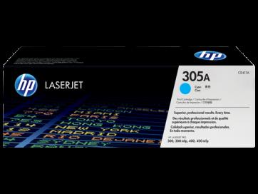 Cartus toner CE411A (HP 305A Cyan) HP LaserJet Pro 300 M375nw M351a si Pro 400 M475dn M475dw M451dn M451dw M451nw