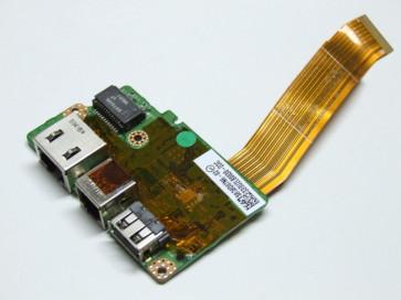 Port USB + Retea Toshiba Satellite U400 33BU2LB0030