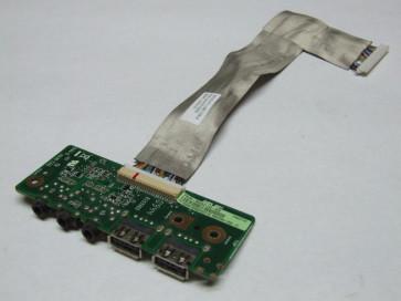 Port Audio + USB Asus N71V 60-NX0AU1100-B02