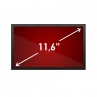 Display laptop nou 11.6 inch LED Glossy ChiMei Innolux N116BGE-P42 WXGA (1366x768) HD 40 pini