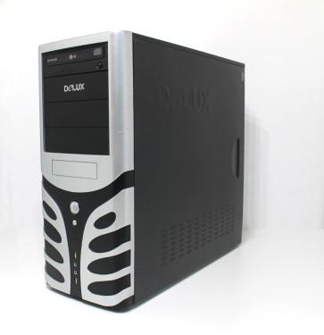 Calculator Amd Sempron 1.6Ghz, 80GB, 4GB DDR2, CD-RW, Video On Board, 4 x Porturi USB
