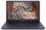 """HP - Chromebook IPS Full HD de 14 """"- Albastru închis (AMD A6-9220, 4 GB RAM, 64 GB eMMC + mSD 128 GB, AMD Radeon R4, Chrome OS)"""
