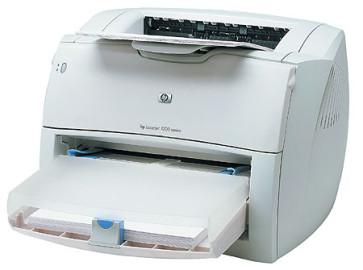 Lot de 5 imprimante laser HP LaserJet 1200 C7044A