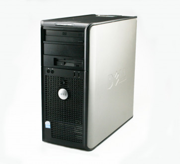 Calculator Dell Optiplex 330 Intel Core 2 Duo E4600 2.4GHz, 1GB DDR2, HDD 80GB, DVD-RW