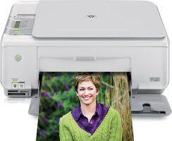 Imprimanta multifunctionala HP Photosmart C3190 AiO Q8165B