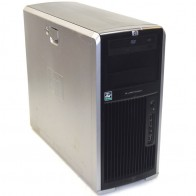 Calculator HP XW9400 Workstation 2 x AMD Opteron 2220 2.8GHz, 8GB DDR2, HDD 320GB, DVD-RW