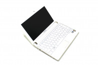 Laptop Samsung NP-NC10, Display 12 inch, Intel Atom N270 1.60 GHz, 80 GB, 2 GB DDR 2, Intel 945 Express de 128MB, Webcam