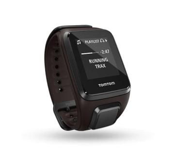 Smartwatch TOMTOM SPARK CARDIO + MUSIC, negru