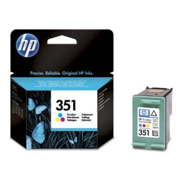 Cartus imprimanta HP CB337E (HP 351) tricolor