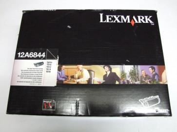 Cartus toner original Lexmark 12A5845/12A6844 negru de capacitate extra mare pentru Optra T610