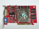 Placa video AGP DEFECTA nVidia GeForce 6600 256MB NA-6600+TD21-PM8643