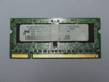 Memorie Laptop Micron SODIMM DDR2 4GB PC2-5300 667MHz