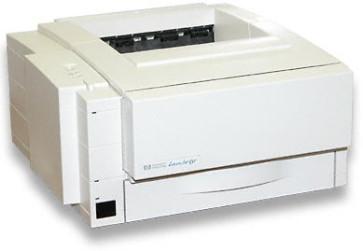 Imprimanta laser HP Laserjet 5P C3150A fara capace carcasa rupta
