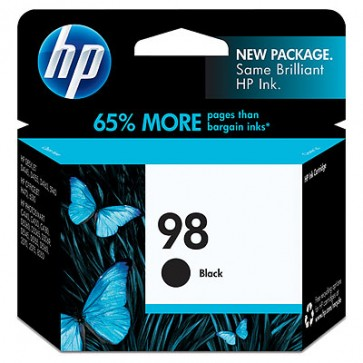 Cartus imprimanta HP C9364WN (HP 98) negru