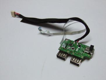 Mufa alimentare + USB Fujitsu-Siemens Amilo M1437G 35GEP5000-20