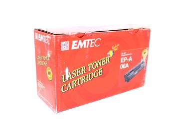 Cartus Compatibil Black EMTEC EP-A (06A) pentru HP LaserJet 5 / 6, Canon LBP 460 / 465 / 660 / 665