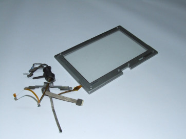 Rama capac LCD + Touchpad + Balamale Flybook V33i TP0206005160
