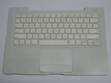 Palmrest + Tastatura DEFECTA Apple MacBook White A1181 13 inch 613-7116 613-6408 613-6695 fara panglica