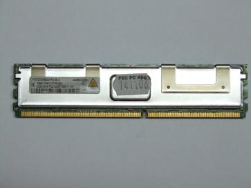 Memorie ECC Qimonda 2GB DDR2 FBDIMM PC2-5300F-555-11-80
