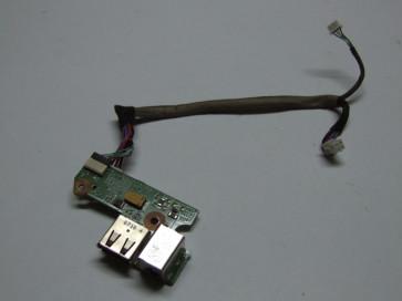 Mufa alimentare + USB HP Compaq V6000 34AT8DB0017