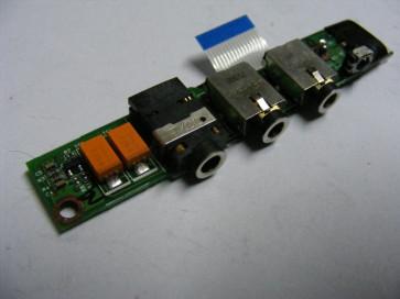 Port audio HP dv2000 Intel 554F602001G