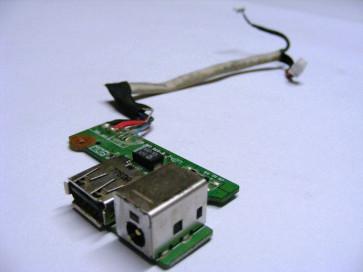 Mufa alimentare + USB HP DV6000 DDAT8APB3002907