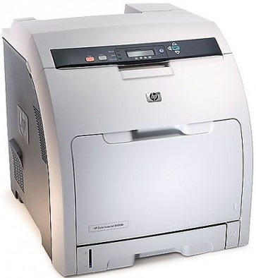 Imprimanta laser HP Color Laserjet 3000n Q7534A